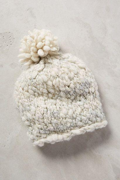 cute winter beanie #anthrofave #anthropologie
