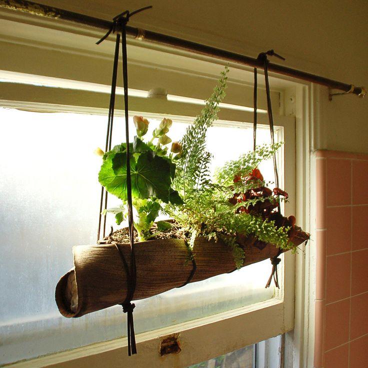 diy indoor vertical herb garden hanging plants indoor on indoor herb garden diy wall vertical planter id=53861