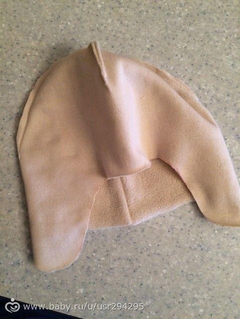 Шьем зимнюю шапочку Умки