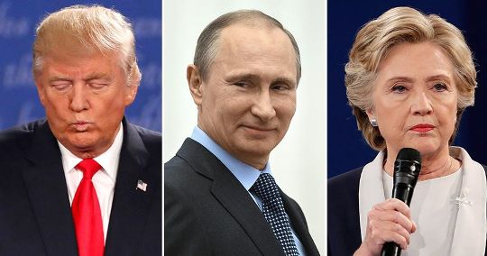 "\ The United States Office of National Intelligence on Friday released a full declassified report revealing that Russia's president Vladmir Putin ordered an""influence campaign"" that had only one mission in mind- to favour Donald Trump and harm Hillary Clinton's chances in the just concluded U.S presidential elections. According to the Intelligence report Putin ordered ""a significant escalation"" to undermine ""the US-led liberal democratic order"" byhacking Democratic Party individuals like…"