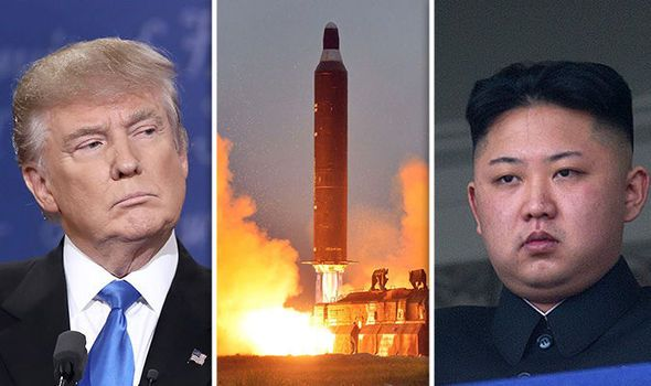 """US warns that time for talk over North Korea is """"over"""" – Philippines Lifestyle News"""