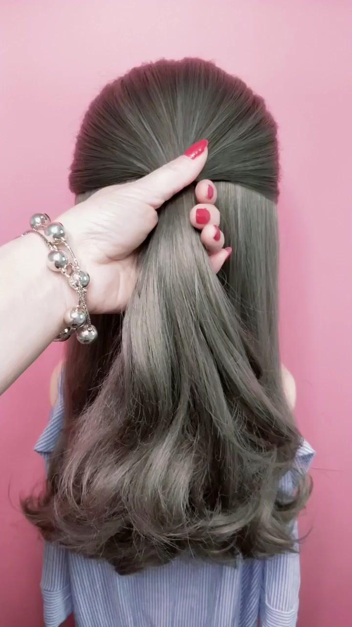 Tiktok Long Hair Styles Hair Styles Hair Videos