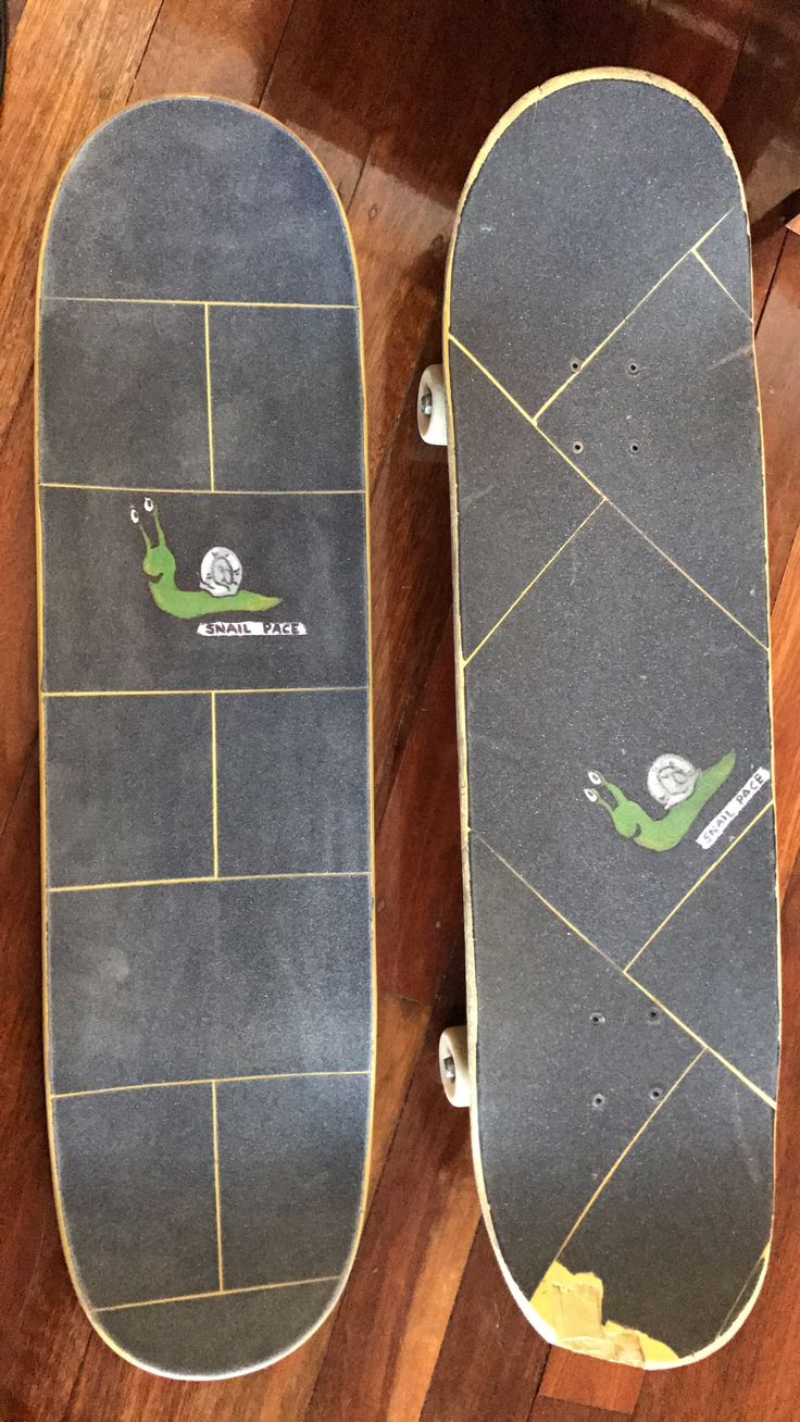 Skateboard Grip tape design
