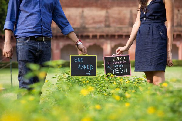 How To Make The Most of Your Pre-wedding Photo Shoot - BollywoodShaadis.com