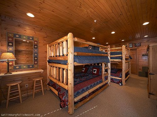 Best Gatlinburg Cabins With Hot Tub Images On Pinterest Cabin - 7 bedroom cabins in gatlinburg tn