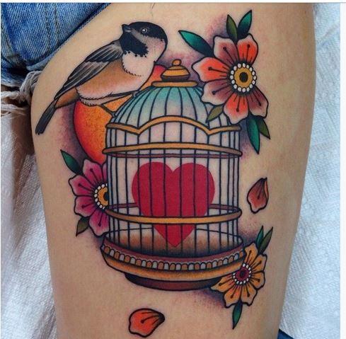 Tatuajes de corazones, + 30 fotos. Los corazones son unos de los símbolos más usados en el mundo del tattoo. Corazones, tribales, tatuajes Old School, °◡°