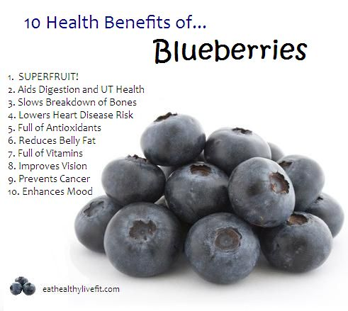 Health Benefits of Blueberries! Add some blueberry juice to your juices! #blueberries #healthbenefitsofblueberries