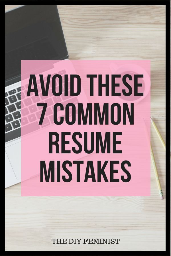 The Most Common Resume Mistakes and How to Fix Them Resume  Cover