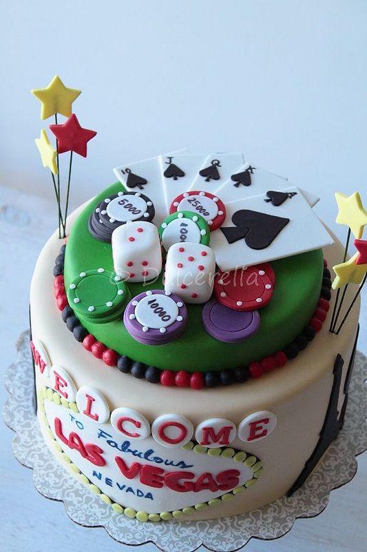 Las Vegas Theme Cake My Food Vegas Cake Vegas Theme