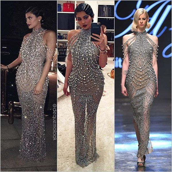 Khloe Kardashian Wedding Dress: Khloe Wearing Yousef Al Jasmi - Google Search