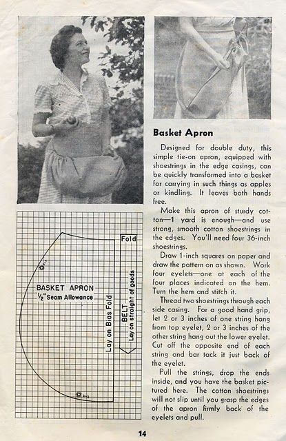 berry picking apron. I put this in my gardening & homesteading board because although it is an apron, it is for picking berries & other fruits & vegetables. I definitely want to make this.