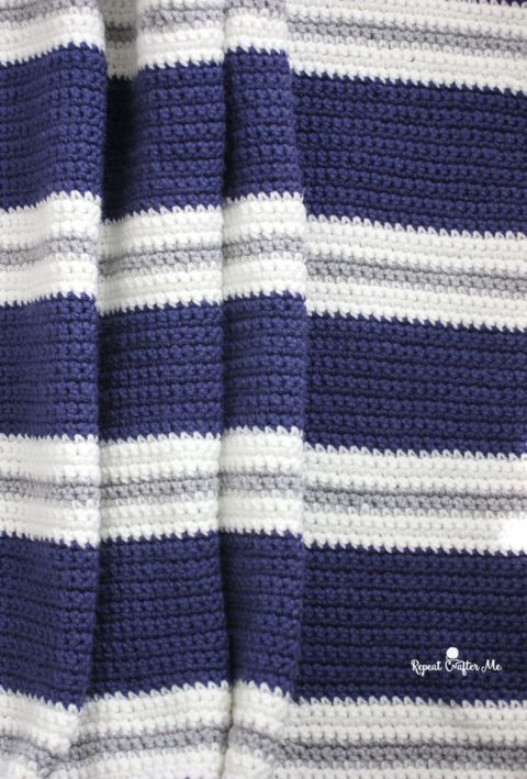 Looking For A Llightweight Knitted Blanket For Your Little One