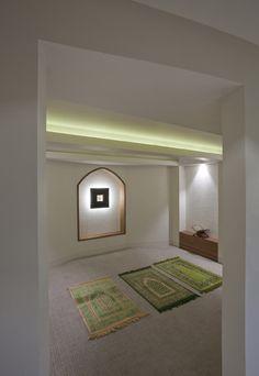 Prayer Room that would be lovely   مصلی منزلي..يبعث علی السكينة والهدوء والخصوصية اثناء الصلاة