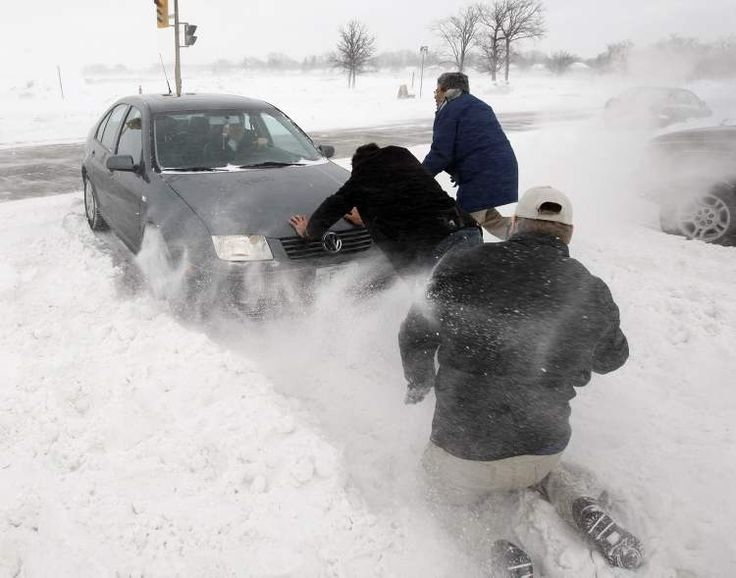 Meteorologists warn a severe winter storm is heading to Manitoba.... - Latest News - Winnipeg Free Press.