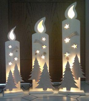 Laubsägevorlage Weihnachten Stern