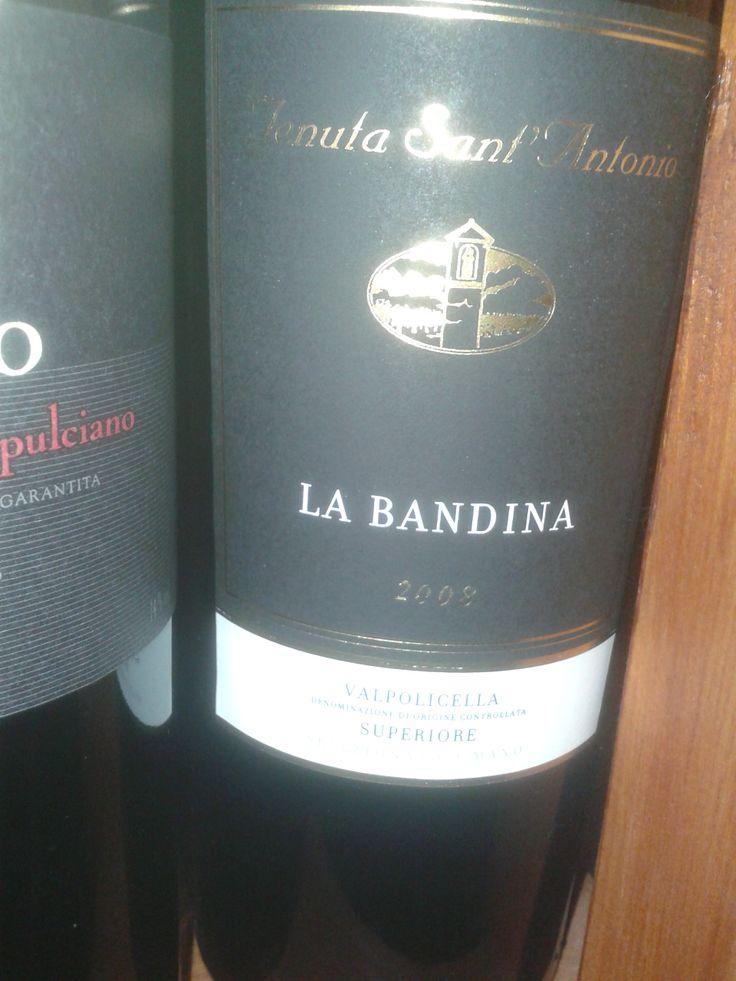 Ripasso di Amarone La Bandina Tenuta Sant'Antonio