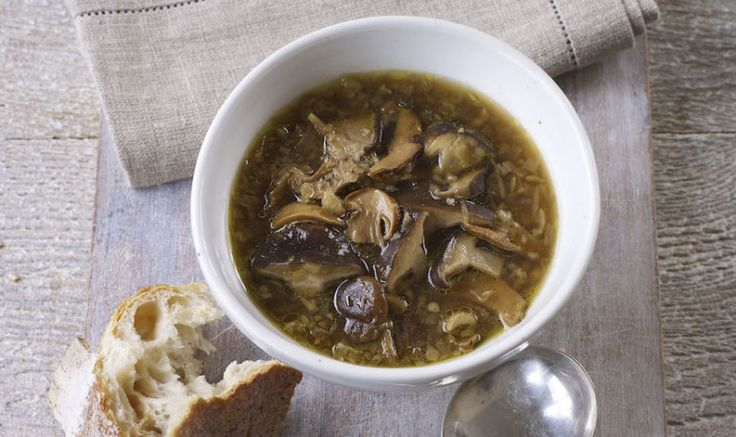 The Immunity-Boosting Soup That's Perfect For Cold Season Hero Image