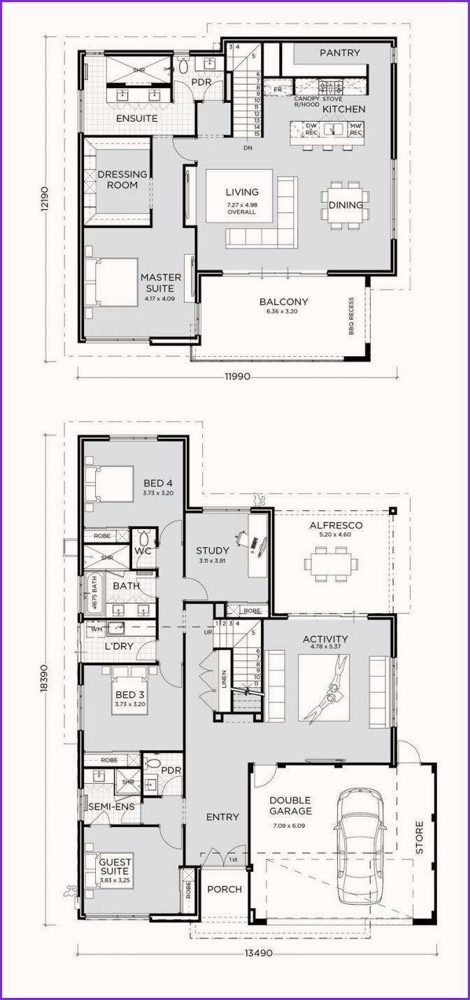 Floor Plan Lhs House And Cottage Plans In 2019 From Ultimate House Plans In 2020 House Plans Australia House Plans South Africa Floor Plans