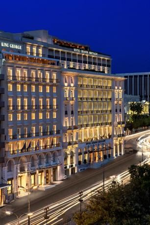 Hotel Deal Checker - King George A Luxury Collection Hotel