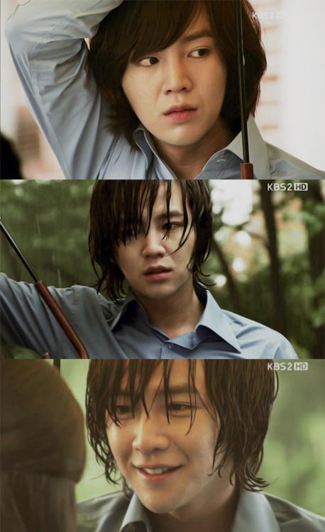 (jang geun suk) il m'a vraiment dead dans Love Rain *O*