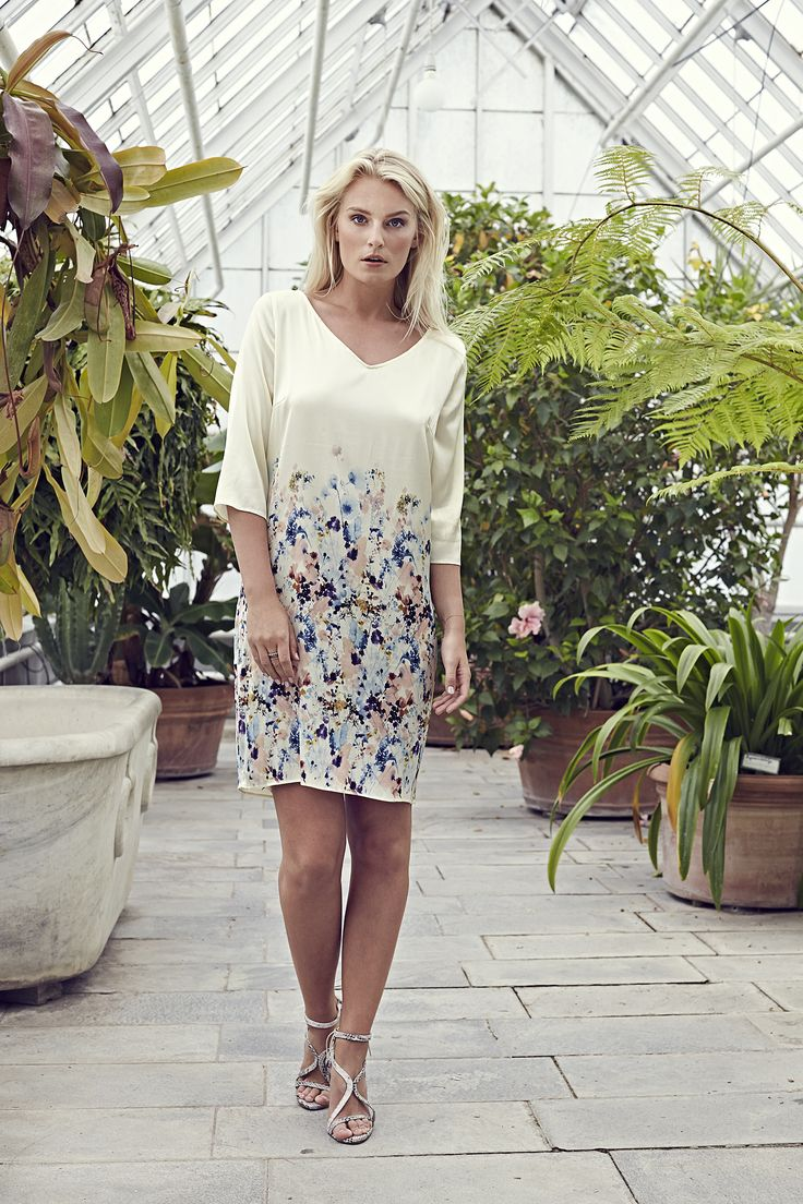 Marni dress - Flower Soft