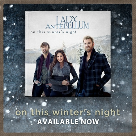 On This Winter's Night is available NOW!