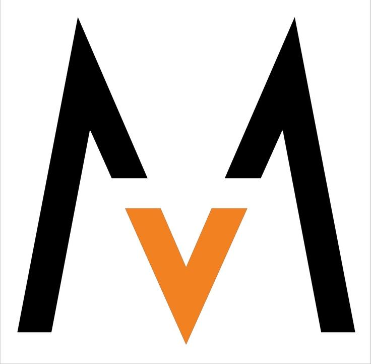 love the Maroon 5 logo // five / M / V / Roman numerals   Maroon 5 ...