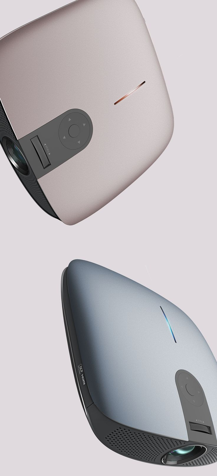 Projector_product design on Behance