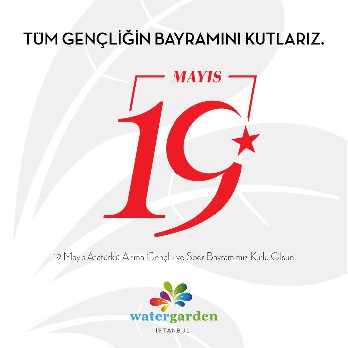 #19Mayıs Atatürk'ü Anma, Gençlik ve Spor Bayramı Kutlu Olsun!