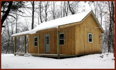 17 best images about tiny homes on pinterest for Board and batten cabin plans