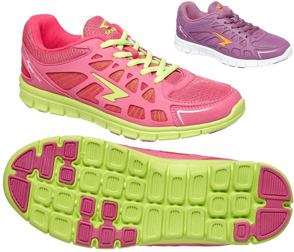 Sfida Women's & Men's Runners. NOW Any 2 pairs of Sfida Shoes for only $70! More styles available in store