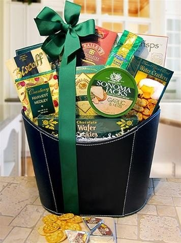 The Perfect Gift Basket - Gourmet Medley Gift Basket,
