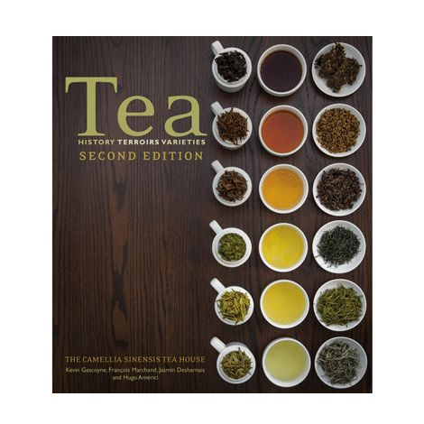A comprehensive guide to non-herbal tea. Take a tour of the world's tea-growing regions, and learn why tea is the second-most consumed beverage in the world. Softcover.  Books may only be returned in their original and unopened packaging.