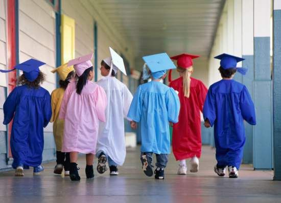 Why I hate gratuitous childhood graduations    Time Mag