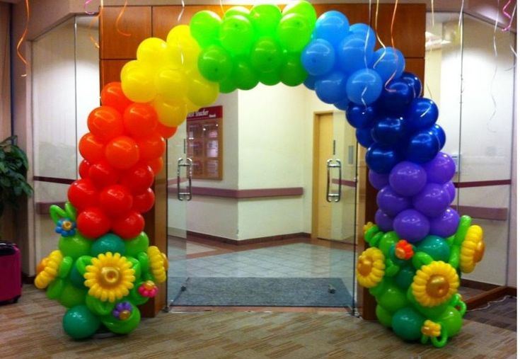 how to make balloon decorations