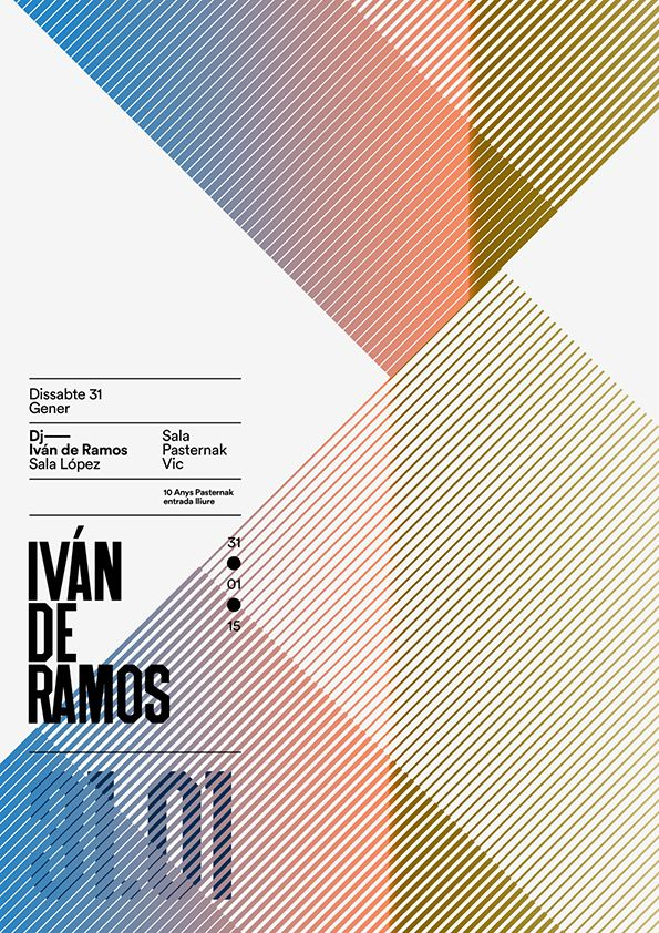 Poster design by Quim Marin