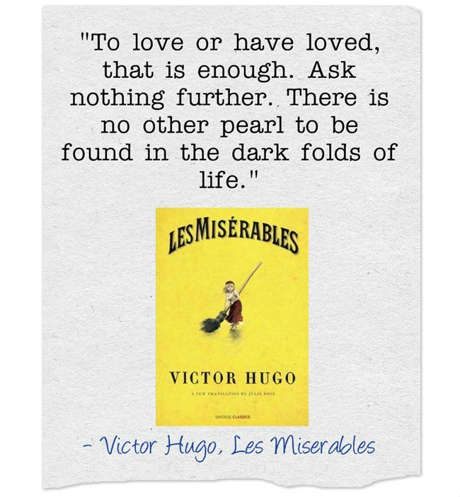 Love Quotes Victor Hugo: 78+ Images About Victor Hugo On Pinterest