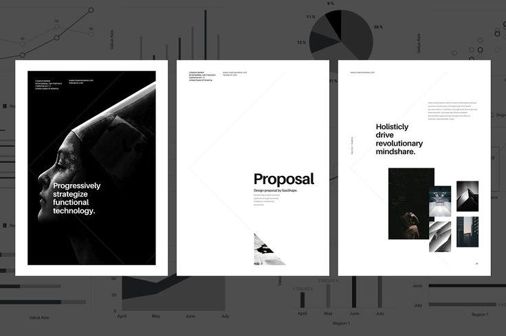 8 Presentation Bundle | SAVE 64% by GoaShape on @creativemarket