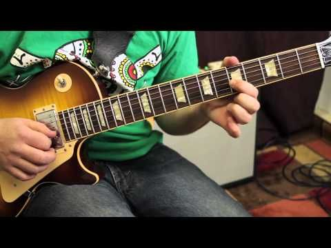 how to play the boxer guitar tutorial