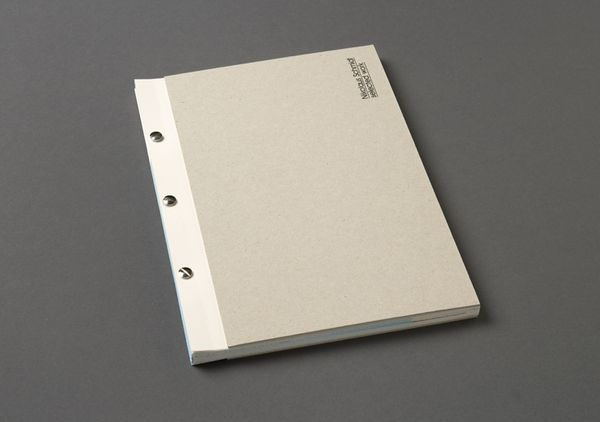 Binding / Nikolaus Schmidt Design — Graphic Design / Art Direction / Branding / Corporate Design / Websites