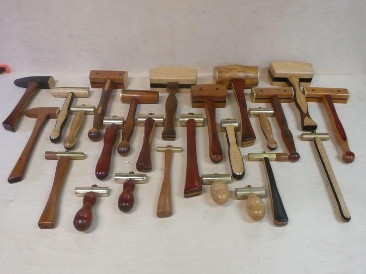 Hamers voor het hakken met de houtbeitel. : Blog van Andru00e9 Damen : De ...