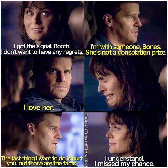 """6x09 """"My whole world turned upside down. I can adjust."""" -Temperance Brennan ===================== one of the saddest episodes I've ever watched, and I've watched them all"""