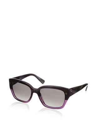 Lanvin Women's SLN503 Sunglasses, Shiny Violet