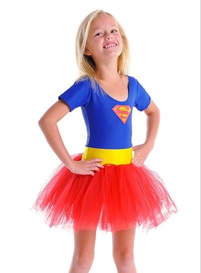 Resultado de imagen para disfraz super chica dc superhero girls