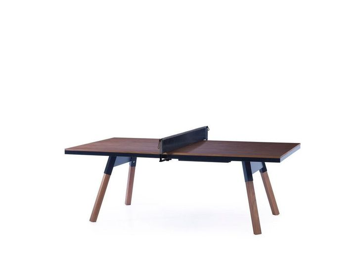 Rs Barcelona You And Me Walnut Ping Pong Table 180 Ping Pong
