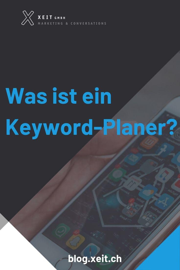 Was ist ein Keyword-Planer?