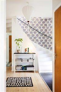 "Wallpaper ""Krysantemum"" Svenskt Tenn"