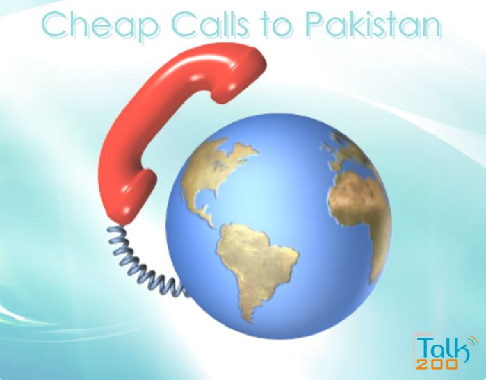 Get Cheap & Free International Calls To Pakistan. Talk200 App provides a fantastic solution for making #cheap #calls to Pakistan including cheap calls to Pakistan mobiles and cheap calls to Pakistan landlines.