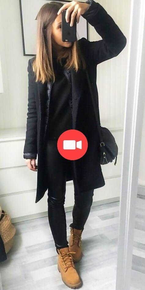 timberland fille bottes noir 35