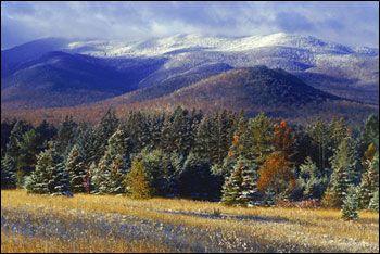 Горы Адирондак